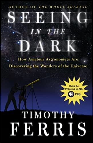 Activities for the amateur astronomer