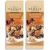 Sahale Snacks Almonds with Cranberries Honey Plus Sea Salt Glazed Nuts, 1.5 Ounce -- 9 per case.