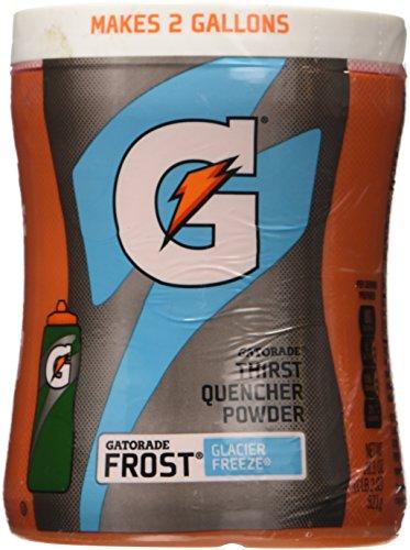 Gatorade Perform Glacier Freeze Powder 18 3