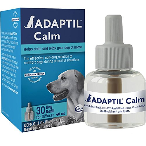 Comfort Zone with DAP for Dogs Diffuser Refill, 48ml