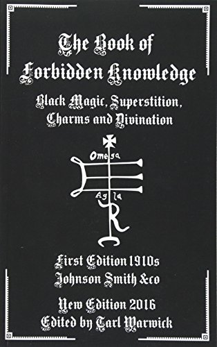 The Book of Forbidden Knowledge: Black