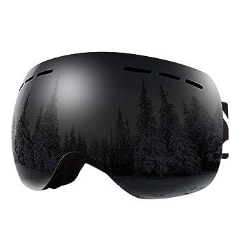2d513bb2bd BFULL Men and Women OTG Ski Goggles