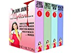The Plain Jane Mysteries: Books 1 through 4: A Cozy Christian Collection