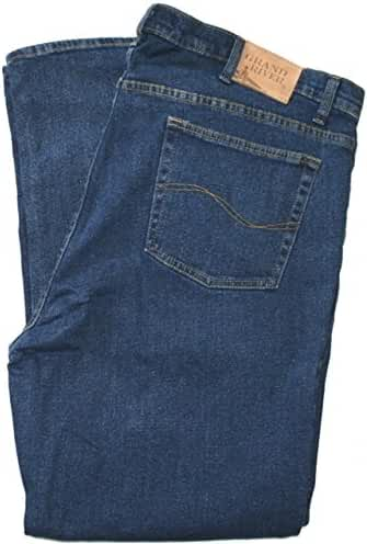 Grand River Stretch Traditional Straight Cut Jeans