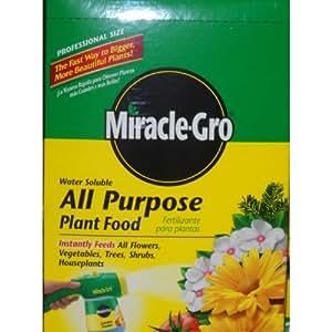 Miracle-Gro multiusos Plant comida–12,5Libra