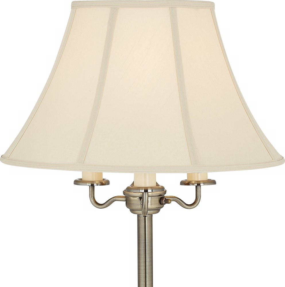 Montebello antique brass floor lamp by regency hill amazon aloadofball Images