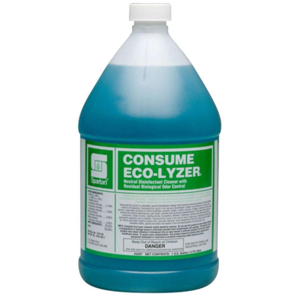 Consume Eco-Lyzer Consume Nature's Way # 329704, 4 gal per cs -(1 CASE)