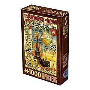 D Toys Puzzle 1000 Pcs 67555 Vp20 Uni