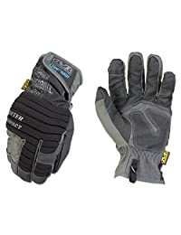 Mechanix Wear - Impact Winter Gloves (Large, Grey/Black)