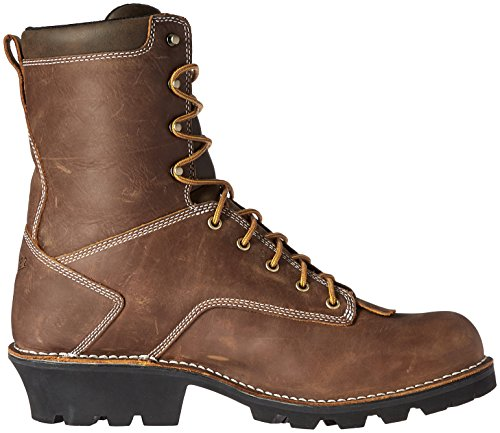 Danner Mens Logger 8 Brown Work Boot Brown 1DfcqY9