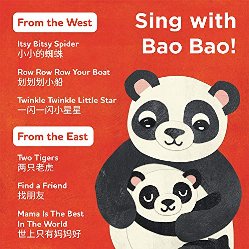 Learn Mandarin Chinese with Our Music Book of Nursery Rhymes for Toddlers /& Baby