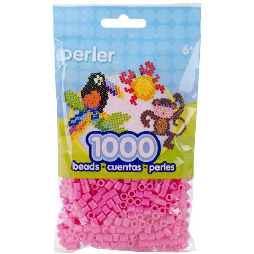 Perler 80 19083 Bead Bag Pink