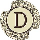 Thirstystone Monogram D Car Cup Holder