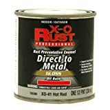 True Value XO41-HP XO Rust Protection Rust Protection 1/2PT Red Oil Enamel