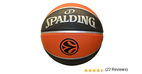 Spalding Euroleague Tf150 Outdoor Sz.7 (73-985Z) Balón de ...