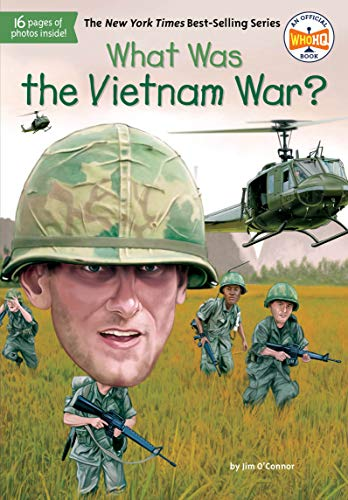 Books : What Was the Vietnam War?