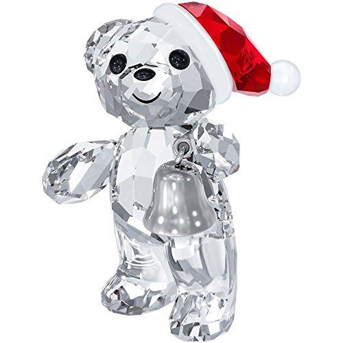 (Swarovski Kris Bear Figurine - CHRISTMAS ANNUAL EDITION 2013 )