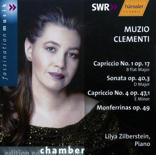 UPC 040888309628, Muzio Clementi: Piano Music