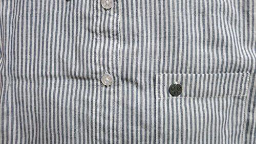 grigio Camicetta Righe Camicia Flashlights Di Bianco A HOz0q