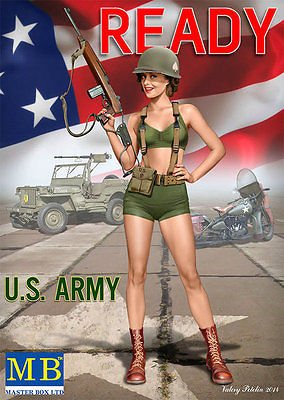 pin up us army