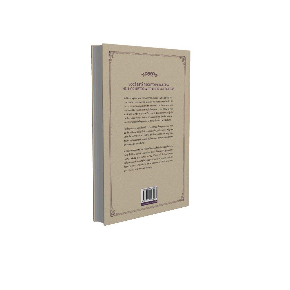 b96096a8b A Princesa Prometida - 9788551003213 - Livros na Amazon Brasil