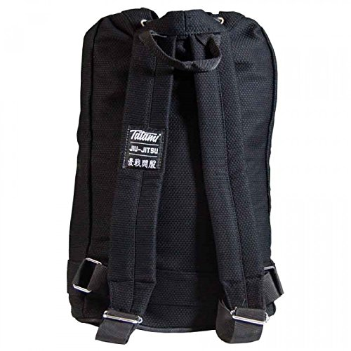 Tatami Jiu Jitsu Rucksack aus Gi-Gewebe - Sportrucksack Freizeit Rucksack Tasche