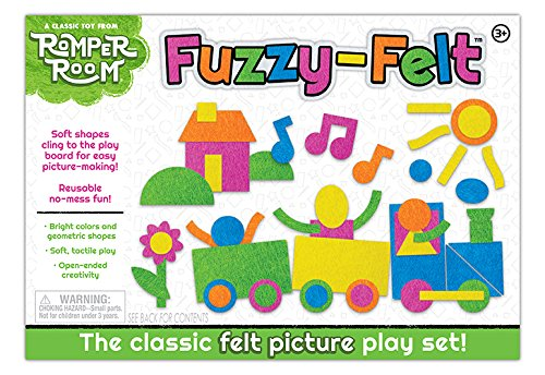 Romper Room Fuzzy Felt from