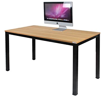 Need Bureau 120x60cm D Ordinateur Table Informatique Meuble De