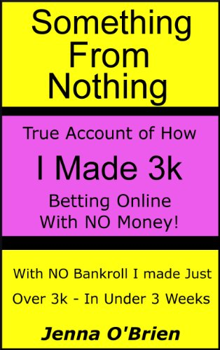 - Something From Nothing - True Story Of How I Made 3k in Under 3 Weeks, From Nothing!