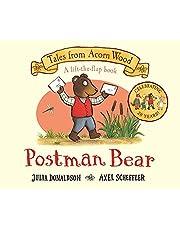 Postman Bear: 20th Anniversary Edition