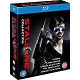Stallone Collection [Blu-ray] [Import]