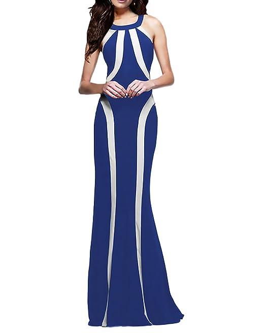 Otoño Vestido Mujer Vestidos Party Fiesta Fashion Vestidos De Noche Largos Sencillos Especial Elegantes Único Patchwork