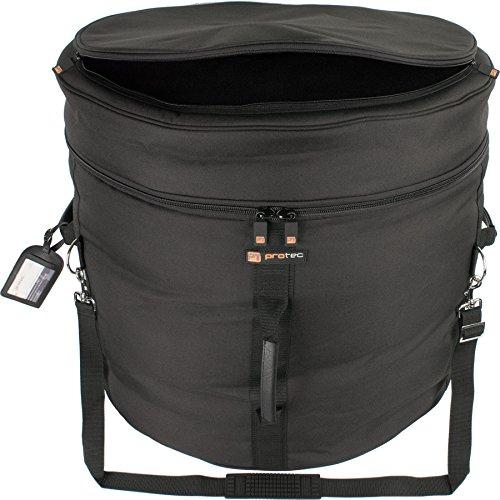 "Deluxe Padded Kick Drum Bag, Size 18"" x 24"" (Height x Diameter)"