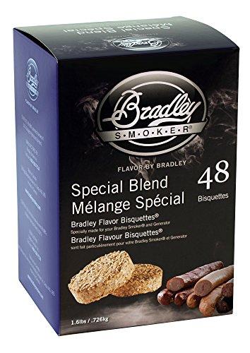 Bradley Smoker BTSB48 Special Blend Bisquettes 48 Pack