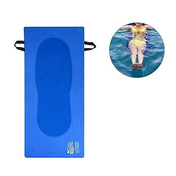 SueSupply Wasser Pool H/ängematte Lounge Schwimmende Schwimmliege Wasser Bett