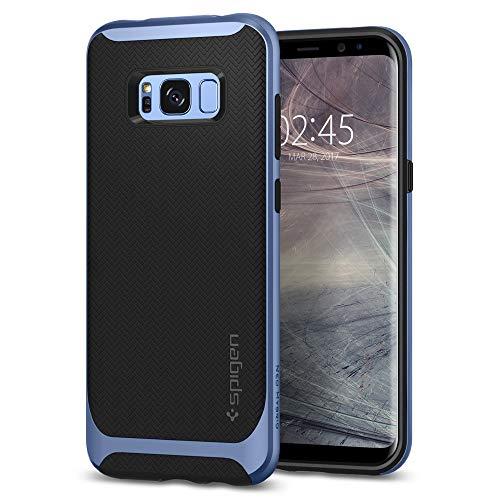 Spigen Funda Galaxy S8 Plus, Carcasa [Neo Hybrid] Protección ...