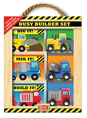 Woodworks Deluxe: Busy Builder Set
