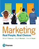 img - for Marketing: Real People, Real Choices, Student Value Edition Plus MyLab Marketing with Pearson eText -- Access Card Package (9th Edition) book / textbook / text book