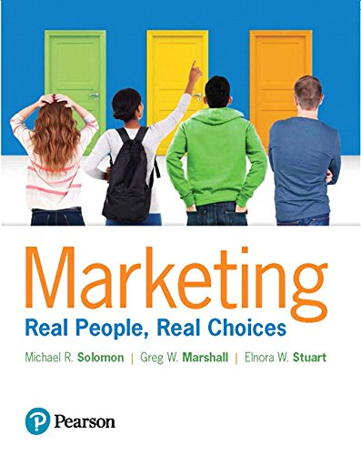 Marketing: Real People, Real Choices, Student Value Edition Plus MyLab Marketing with Pearson eText - Access Card Package (9th Edition)