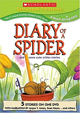 Amazon.com: Diary of a Spider... and More Cute Critter Stories ...