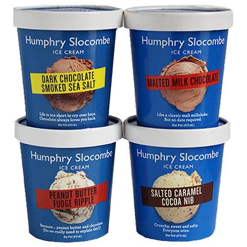 Humphry Slocombe Ice Cream, Box of Chocolates (4 pack)