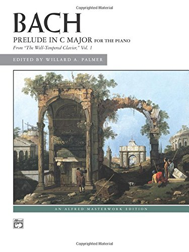 Prelude in C Major: Sheet (Alfred Masterwork Edition)
