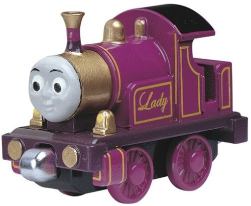 Thomas & Friends - Take & Play - Lady - Diecast (Lady Train)