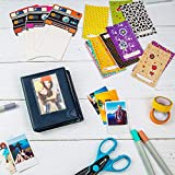 Zink 2x3 Photo Album 64-Pocket Mini Photo Album