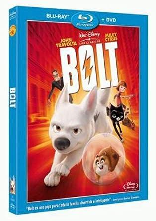 Pack: Bolt (BD + DVD) [Blu-ray]: Amazon.es: John Travolta, Susie ...