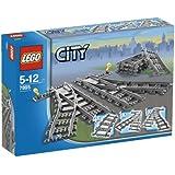 LEGO - 7895 - City -  Jeu de construction - Les Aiguillages