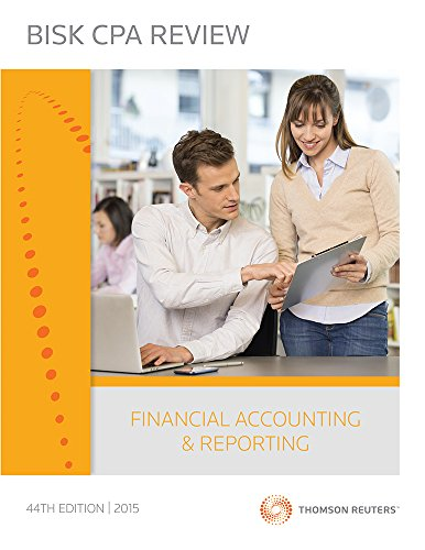Bisk CPA Review: Financial Accounting & Reporting - 44th Edition 2015 (Comprehensive CPA Exam Review Financial Accou