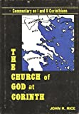 The Church of God at Corinth, John R. Rice, 0873981138