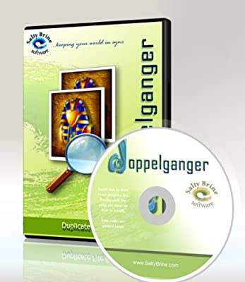 Doppelganger - Find and Remove Duplicate Files (Pictures, Documents, Music and More) on Your PC