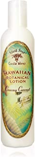 product image for Island Soap & Candle Works Lotion, Creamy Coconut, 8.5 Ounce